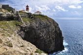 Cape St Vicent, Algarve: the last stop