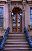 pic of entryway  - Views of classic brownstones - JPG