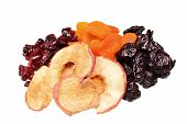 Healthy Diet Dried Fruit