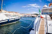 Port Of Saint-tropez, French Riviera