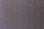 Black And White Herringbone Textile Texture