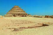 Djoser Step Pyramid