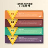 Creative Banner Infographics Design