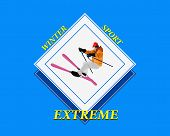 Adventure Winter Sport. Freestyle