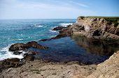 Rocky California Coast