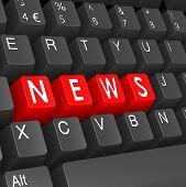 News Keyboard