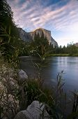 El Capitan in Evening Light