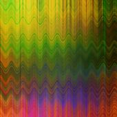 art abstract colorful zigzag geometric pattern background in rainbow colors