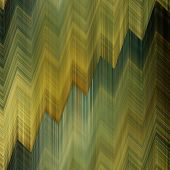 art abstract colorful zigzag geometric seamless pattern background in brown, olive, green and gold colors