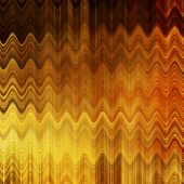 art abstract colorful zigzag geometric pattern background in red, orange, brown and gold colors