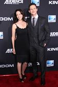 LOS ANGELES - OCT 1:  Joanna Going, Jonathan Tucker at the