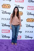 LOS ANGELES - OCT 1:  Jamie-Lynn Sigler at the VIP Disney Halloween Event at Disney Consumer Product Pop Up Store on October 1, 2014 in Glendale, CA