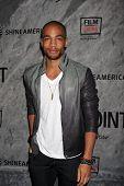 LOS ANGELES - SEP 30:  Kendrick Sampson at the