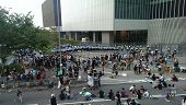HONG KONG, Oct 2, 2014 : Umbrella Revolution in Admiralty, Hong Kong