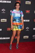 LOS ANGELES - OCT 2:  Alanna Masterson at the