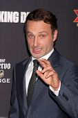 LOS ANGELES - OCT 2:  Andrew Lincoln at the