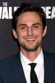 LOS ANGELES - OCT 2:  Andrew J. West at the