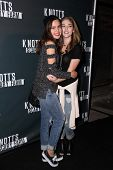 LOS ANGELES - OCT 3:  Bailee Madison, McKaley Miller at the Knott's Scary Farm Celebrity VIP Opening  at Knott's Berry Farm on October 3, 2014 in Buena Park, CA