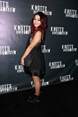LOS ANGELES - OCT 3:  Vanessa Hudgens at the Knott's Scary Farm Celebrity VIP Opening  at Knott's Berry Farm on October 3, 2014 in Buena Park, CA
