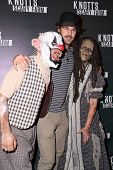 LOS ANGELES - OCT 3:  Grey Damon at the Knott's Scary Farm Celebrity VIP Opening  at Knott's Berry Farm on October 3, 2014 in Buena Park, CA