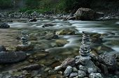 Cairn On The River