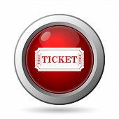 Cinema Ticket Icon