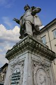 Mazzoni Monument In Prato, Italy