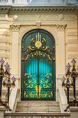 The Doors Of Grand Palace Bangkok Thailand