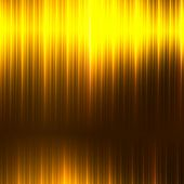 Golden abstract elegant reflection background. Business presentation backdrop. Flyer, brochure.