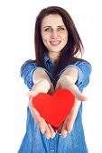 stock photo of dimples  - Love and Valentine - JPG