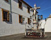 The Christ Of The Lanterns, Cordoba, Spain