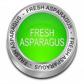 fresh asparagus button