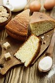 Mannik, Semolina Cake