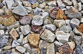 Rough Granite Boulders