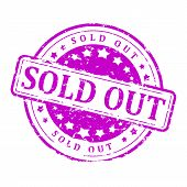 Purple Stamp - Sold Out