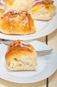 Sweet Bread Donut Cake