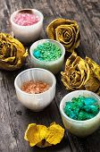 Sea Aromatic Salt For Spa Treatments