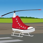 SneakersHelicopter