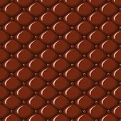 brown leather upholstery texture background