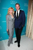 LOS ANGELES - FEB 17:  Loni Anderson, Christopher Lawrence at the 17th Costume Designers Guild Awards at a Beverly Hilton Hotel on February 17, 2015 in Beverly Hills, CA