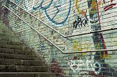 Urban Stairway