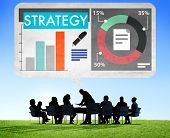 Strategy Marketing Business Corporate Concept