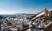 Panorama of Salzburg