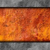 metal background texture old rusty grunge iron