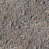 old black asphalt texture. seamless background