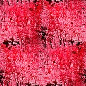 Red Devil's night a bloody wall texture