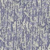 stock photo of building relief  - relief background blue seamless plaster cracks texture art - JPG