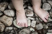 picture of reflexology  - Child - JPG