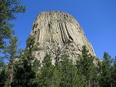 Wyoming - Devil's Tower