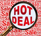 Hot Deal Shows Best Deals And Buy poster